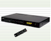 PHD-8VX, Full HD 1080p HDMI A/V Switcher Digital HDTV Tuner Receiver Media Box.